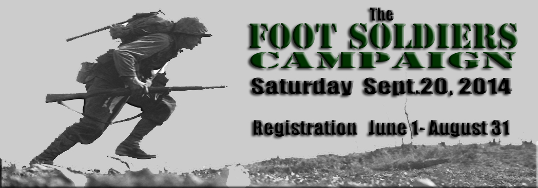 Foot Soldiers Campaign
